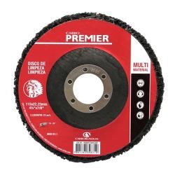 Disco de Limpeza Carbo Premier 115 x 22,23 - Bignotto Ferramentas