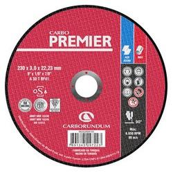 Disco de Corte Carbo Force Premier 230 x 3,0 x 22,... - Bignotto Ferramentas