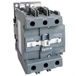 Contator Tripolar LC1-E9511 1NO+1NC 220V Schneider - Bignotto Ferramentas