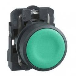 Botão 22mm Plástico Pulsador Verde 1NA XB5AA31 Sch... - Bignotto Ferramentas