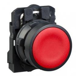 Botão 22mm Plástico Pulsador Vermelho 1NA XB5AA41 ... - Bignotto Ferramentas