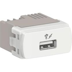 Módulo USB 1A Branco Linha Miluz Schneider - Bignotto Ferramentas