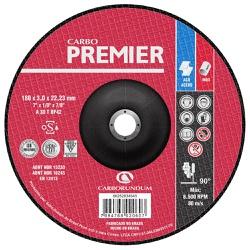 Disco De Corte Carbo Premier 130 x 3,0 x 22,23MM - Bignotto Ferramentas