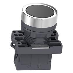 Botão 22mm Plástico Pulsador Preto 1NA XA2EA21 Sch... - Bignotto Ferramentas