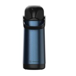 Garrafa Térmica Termolar Inox Azul Royal 1 Litro L... - Bignotto Ferramentas