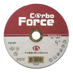 Disco de Corte Carbo Force 230 x 3,0 x 22,23 MM - Bignotto Ferramentas