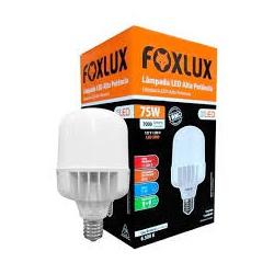 Lâmpada Led Alta Potência 75w 6500k Bivolt Foxlux ... - Bignotto Ferramentas