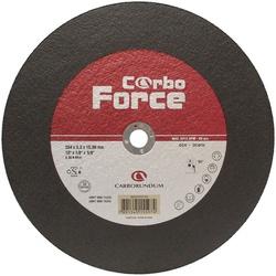 Disco de Corte Carbo Force 254 x 3,2 x 15,87 MM - Bignotto Ferramentas
