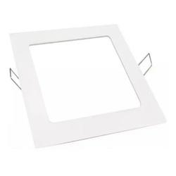 Painel LED de Embutir Quadrado 12W Bivolt - FOXLUX... - Bignotto Ferramentas