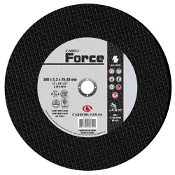 Disco de Corte Carbo Force 300 x 3,2 x 25,40 MM - Bignotto Ferramentas