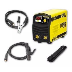 Máquina De Solda Inversora IE-6150 Micro 150a Tork... - Bignotto Ferramentas