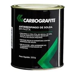 Antirrespingo em Pasta 350g - CARBOGRAFITE - Bignotto Ferramentas