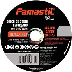 Disco de Corte Famastil 4 1/2