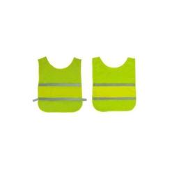 Colete De Segurança Refletivo Verde Limão CG01 Car... - Bignotto Ferramentas