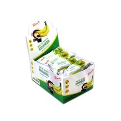 Doce de Banana Bananinha Caixa com 20 unidades - DOCES BINUTO