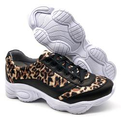 Tenis Dad Sneaker Chunky Feminina Bm Brasil 251/02... - BMBRASIL CALÇADOS