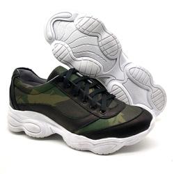 Tenis Dad Sneaker Chunky Feminina Bm Brasil 251/04... - BMBRASIL CALÇADOS