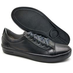 Sapato Feminino Casual Monet Bmbrasil 351/14 Preto... - BMBRASIL CALÇADOS