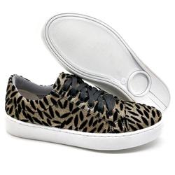 Sapato Feminino Casual Monet Bmbrasil 351/19 Textu... - BMBRASIL CALÇADOS