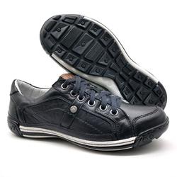 Sapato Masculino Casual Porshe Palmilha Ortopédica... - BMBRASIL CALÇADOS