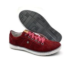 Sapato Masculino Casual Bmbrasil 850/09 Vinho - 85... - BMBRASIL CALÇADOS