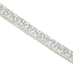 Tira Infinity Large Veneza Cristal - 40x1,5cm - 17... - BMSTRASS
