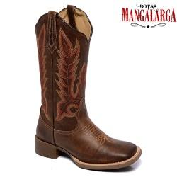 Bota Texana Mangalarga Feminina El Paso - 1000 El ... - BOTAS MANGALARGA
