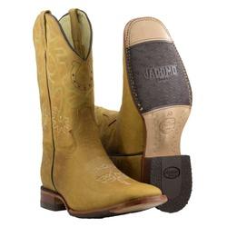Bota Texana Premium Masculina Mangalarga Crazy Whisky Solado Goodyer Welt Gel