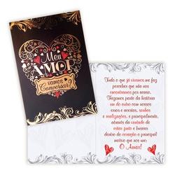 Cartão Vamos Conversar - FLORABARIGUI