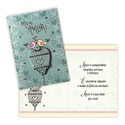 Cartão Meu Amor - FLORABARIGUI