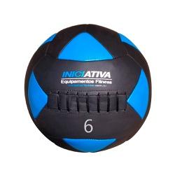 WALL BALL 14LB / 6KG - UNIDADE | INICIATIVA FITNESS - Iniciativa Fitness