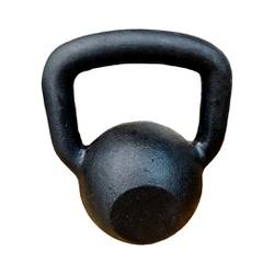 KETTLEBELL PINTADO 12KG - UNIDADE | INICIATIVA FITNESS - Iniciativa Fitness