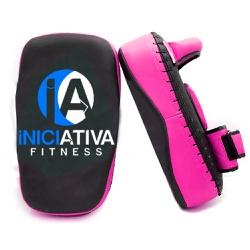 APARADOR DE CHUTE COM ALMOFADA UMA ALÇA ROSA | INICIATIVA FITNESS - Iniciativa Fitness