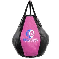SACO DE PANCADA PERA GOTA VAZIO ROSA | INICIATIVA FITNESS - Iniciativa Fitness