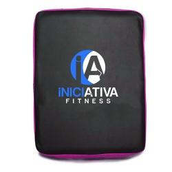 ESCUDO APARADOR DE CHUTE ROSA | INICIATIVA FITNESS - Iniciativa Fitness