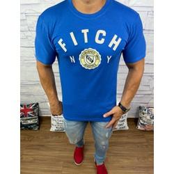 Camiseta Abercrombie Azul Royal - CABR133 - RP IMPORTS