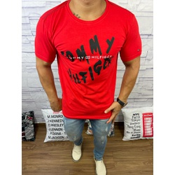 Camiseta TH DFC Vermelho - CITH130 - Out in Store
