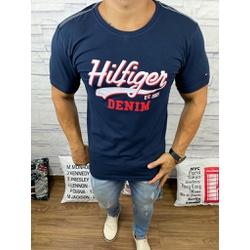 Camiseta Tommy DFC Marinho - CITH144 - Queiroz Distribuidora Multimarcas