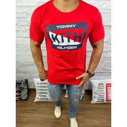 Camiseta TH DFC Vermelho - CITH135 - Out in Store