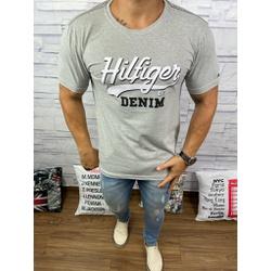 Camiseta Tommy DFC Cinza - CITH145 - Queiroz Distribuidora Multimarcas