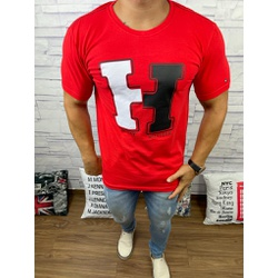 Camiseta TH DFC Vermelho⭐ - CITH148 - Out in Store