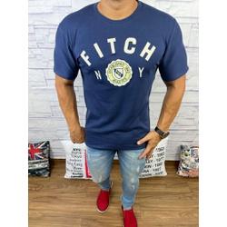 Camiseta Abercrombie Marinho - CABR132 - RP IMPORTS