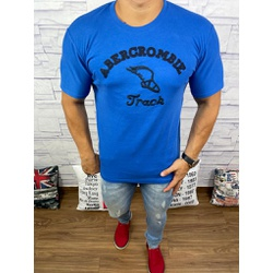 Camiseta Abercrombrie Azul Royal - CABR139 - RP IMPORTS