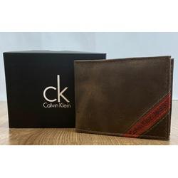 Carteira CK Café Vermelho - CCK0010 - VITRINE SHOPS