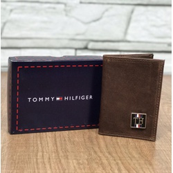 Porta Cartão Tommy Hilfiger Fossil Cafe - PCT26 - Out in Store