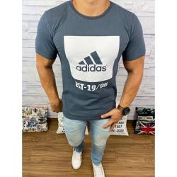 Camiseta Adid Grafite⭐ - CADD18 - DROPA AQUI
