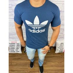 Camiseta Adid Azul Marinho⭐ - CADD30 - DROPA AQUI