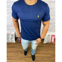 Camiseta RL Marinho - CRL44 - Out in Store