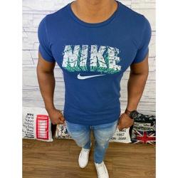 Camiseta Nik Azul Marinho - Shopgrife