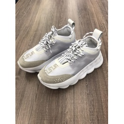 Tenis versace chain cinza ' - TVER01 - RP IMPORTS